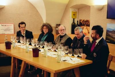 Degustazione Storica Mannucci Droandi con la Fondazione Italiana Sommelier