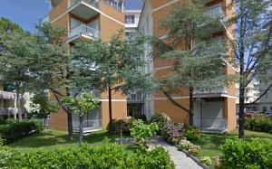 Condominio Jolly  appartamenti fronte mare per vacanze al Lido del Sole di Bibione  BIBIONE