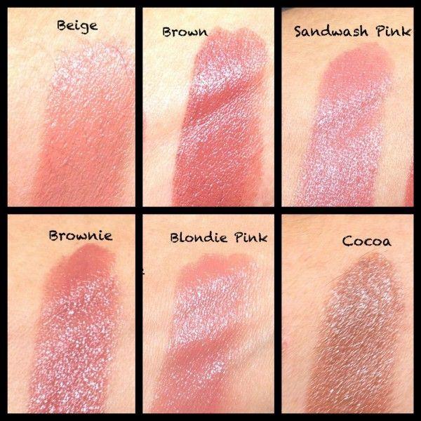 LIP COLOR CLASICAS de Bobbi Brown - Barra de labios.