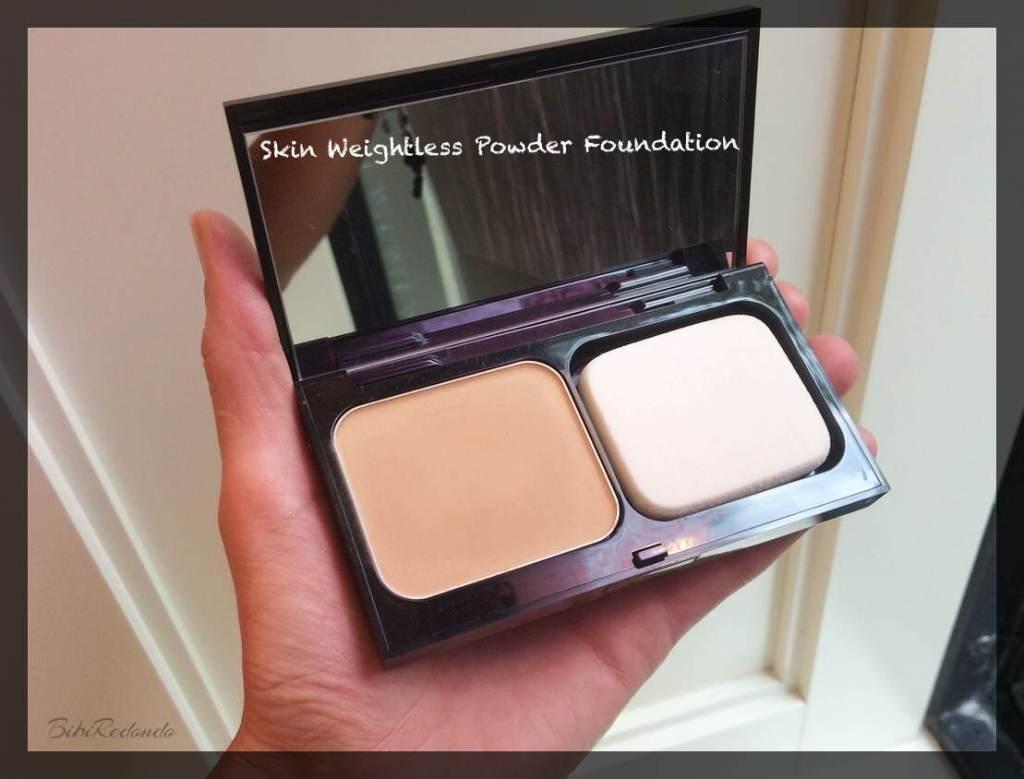 Skin Weightless Powder Foundation