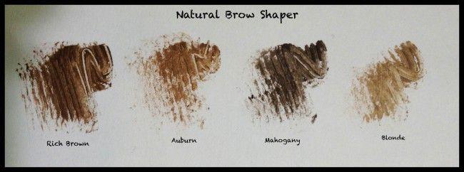 Natural Brow Shaper