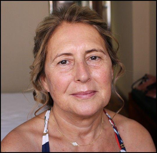 Maquillaje Natural a Madrina - Boda Charlotte