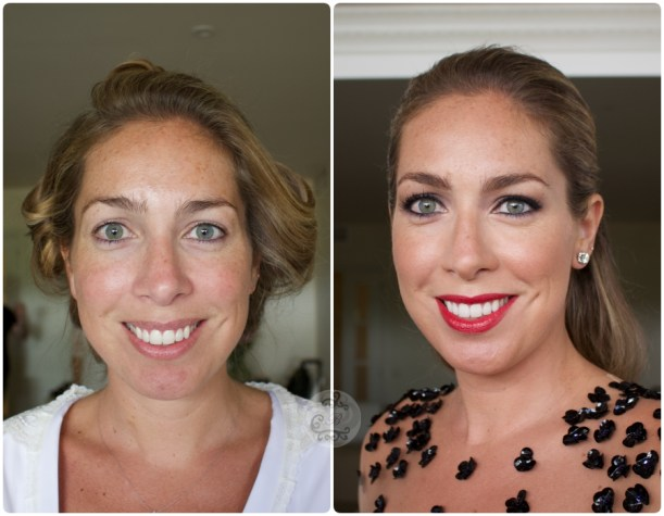 Maquillaje Antes/después Lucia en Marbella - Bobbi Brown