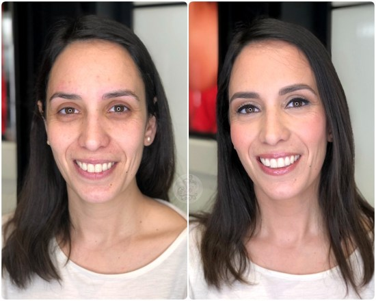 Antes/Después Angela - Bobbi Brown