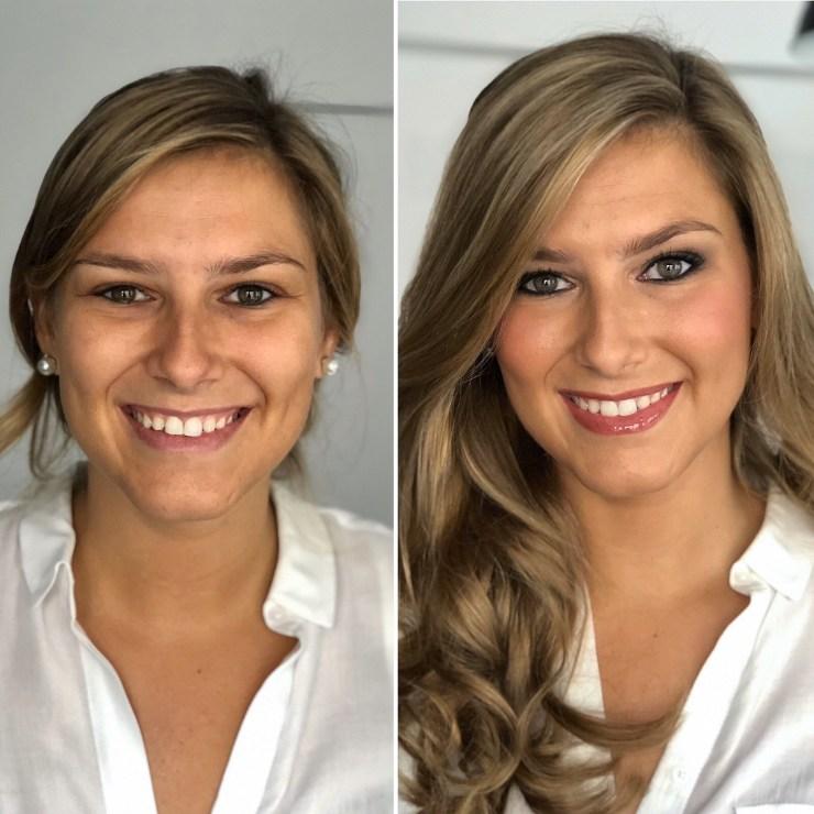 Antes/Después Angela - Bobbi Brown