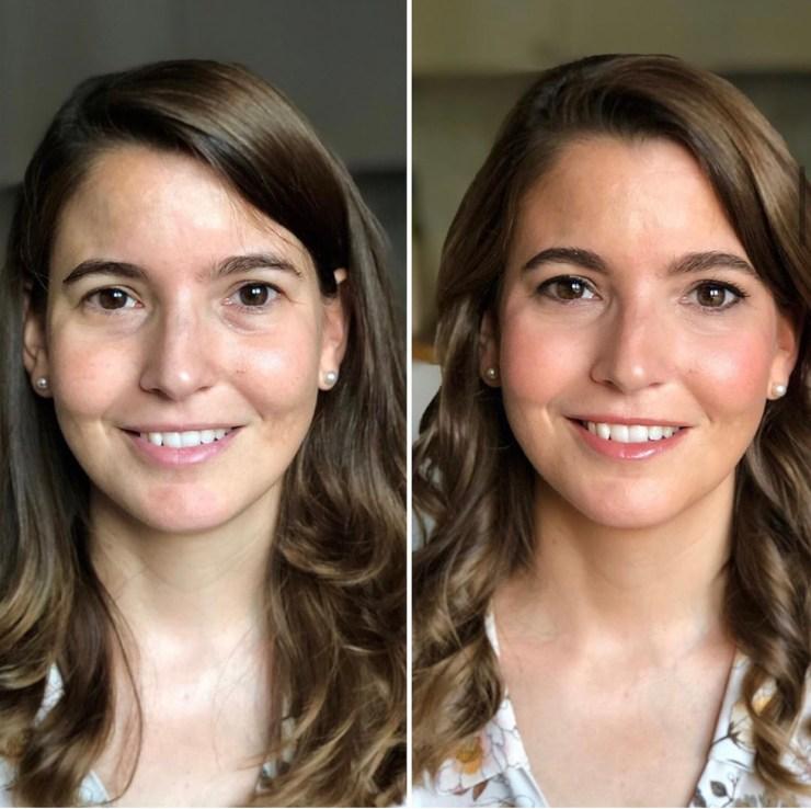 Maquillaje/Peluquería a Teresa - Bobbi Brown