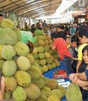 pasar durian