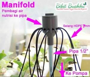 gambar manifold hidroponik