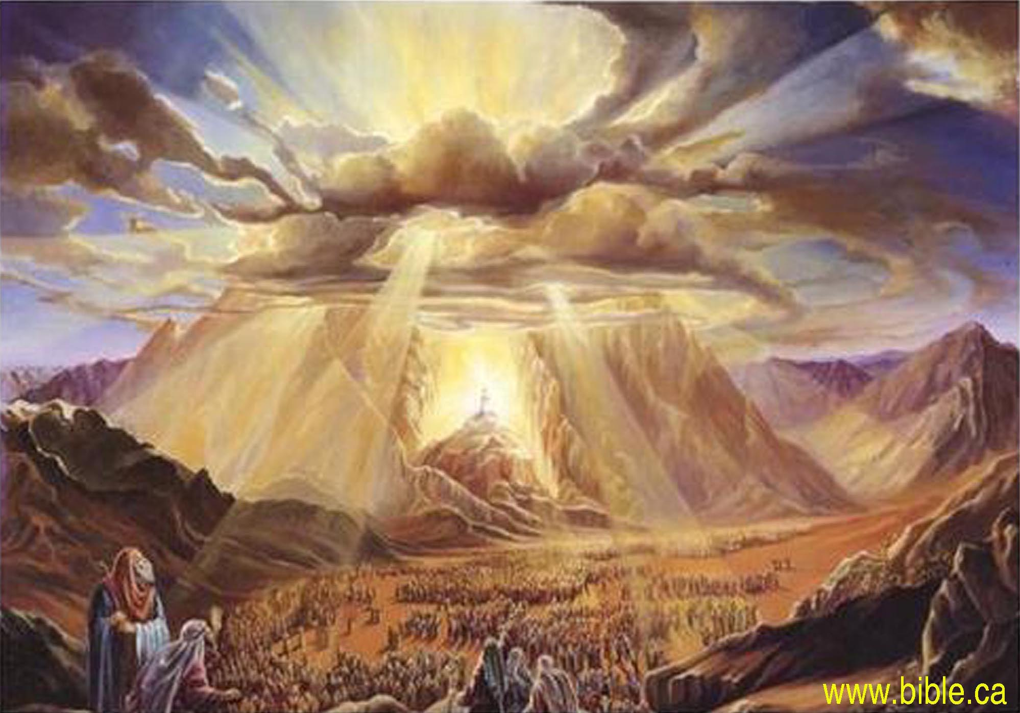 Image result for moses sinai