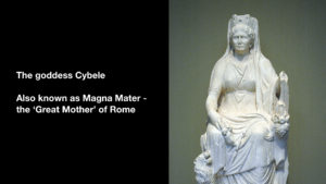 Image result for Magna Mater, the Great Mother