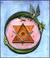 Symbolic Snake of Judaism