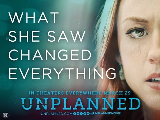 Anti-abortion movie, Unplanned, blows past projections, finishing 4th at the box office – here's why you may have never heard of it.