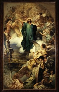 The Ascension of Christ - Artist unknown