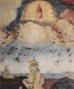 The Earthly Paradise - Hieronymus Bosch (1510)