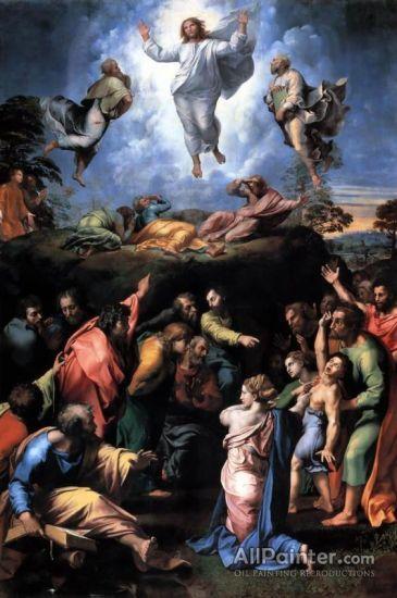 The Transfiguration - Raphael (1520)