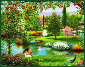 Garden of Eden - unknown artist