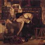 Death of the Pharaoh Firstborn son - Lawrence Alma-Tadema (1872)