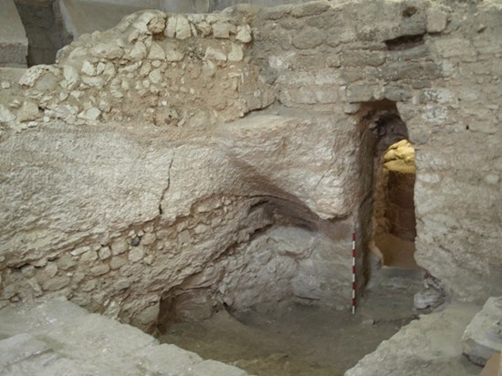 Home that Jesus was believed to have grown up in