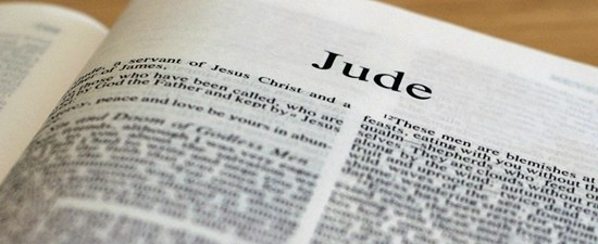 Detailed outline of the Book of Jude