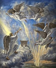 Sixth Trumpet Angel - The Decree to Restore Jerusalem