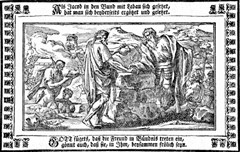 Jacob and Laban's Covenant - Martin Luther (1483-1546)