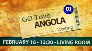 14 GO Team Angola