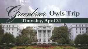 OWLS Greenbrier