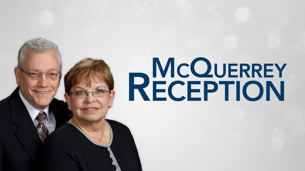 McQuerrey Farewell Reception