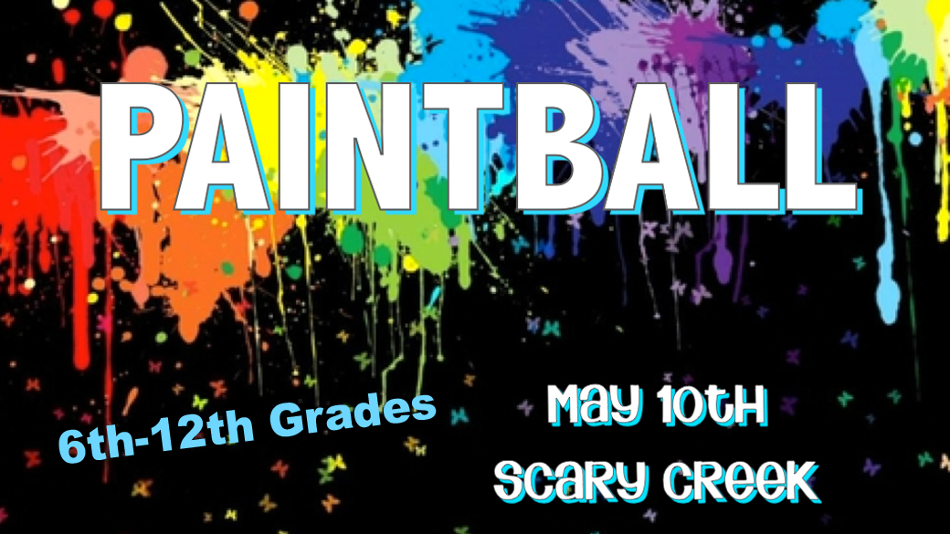 Scary Creek Paintball (6th-12th)