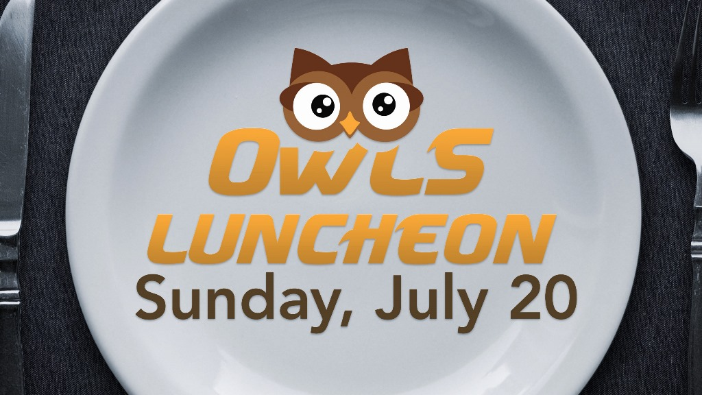 OWLS Fried Chicken Picnic Luncheon