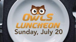 14 Owls Luncheon