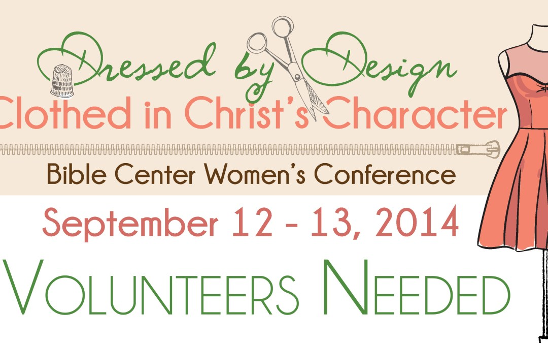 Volunteer for Women's Conference