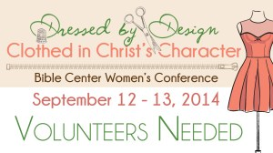 Womens Conference Volunteers