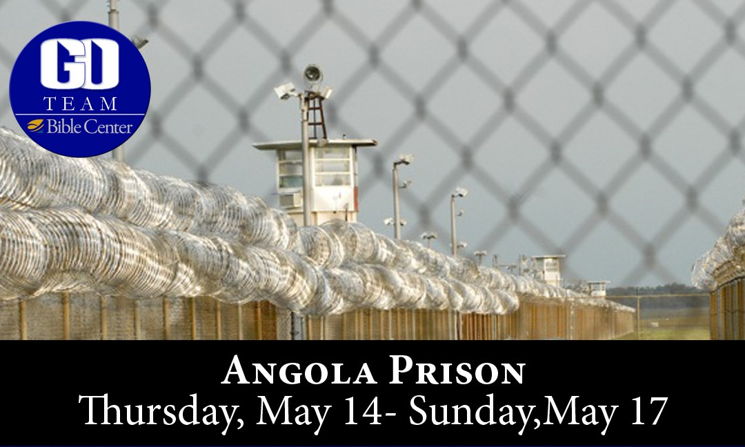 Angola Prison GO Team