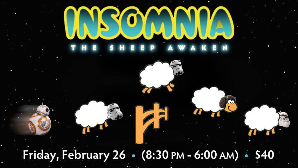 Insomnia (Element & Fusion)
