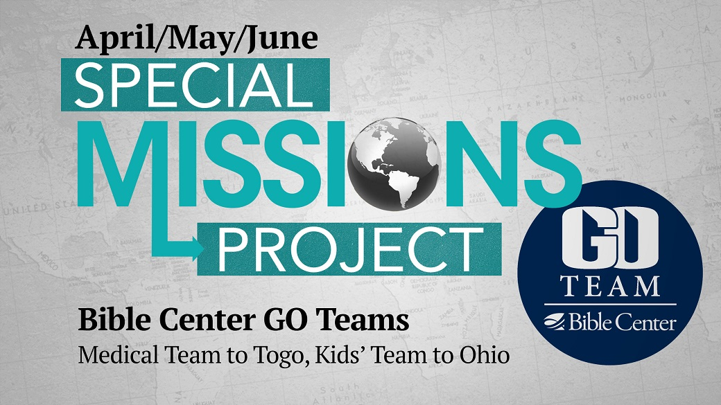 Special Missions Project (Apr-Jun 2017)
