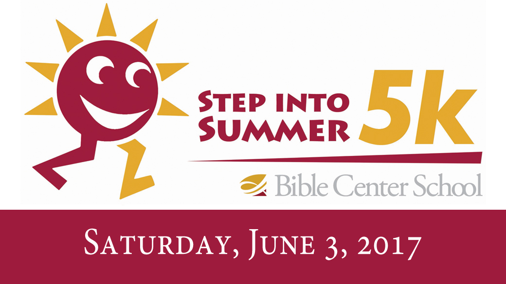 BCS Step into Summer 5K