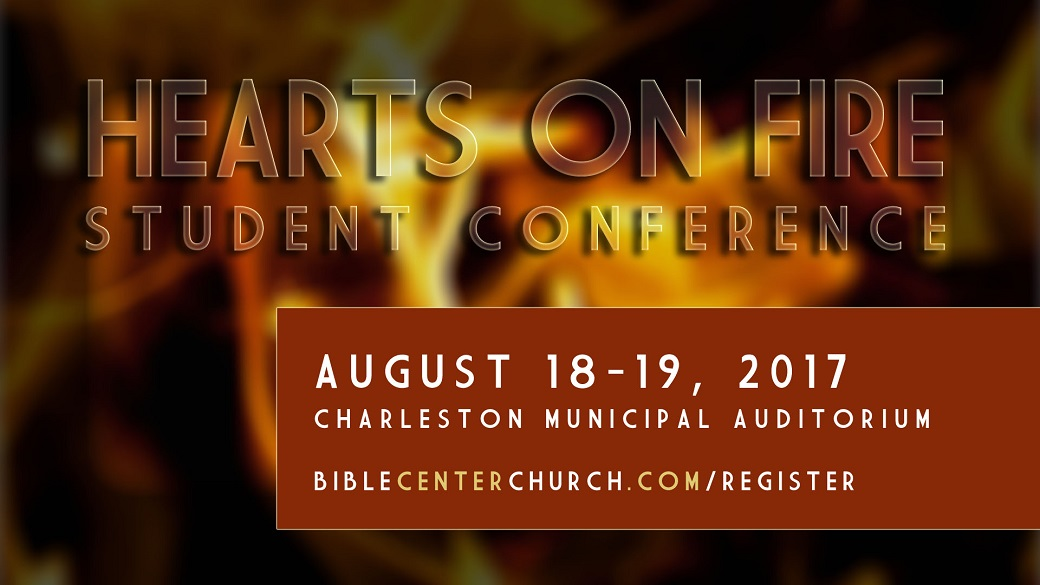 Hearts on Fire Conference (Students)