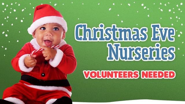 Christmas Eve Nursery