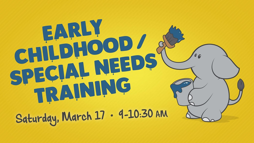 Early Childhood / Special Needs Training