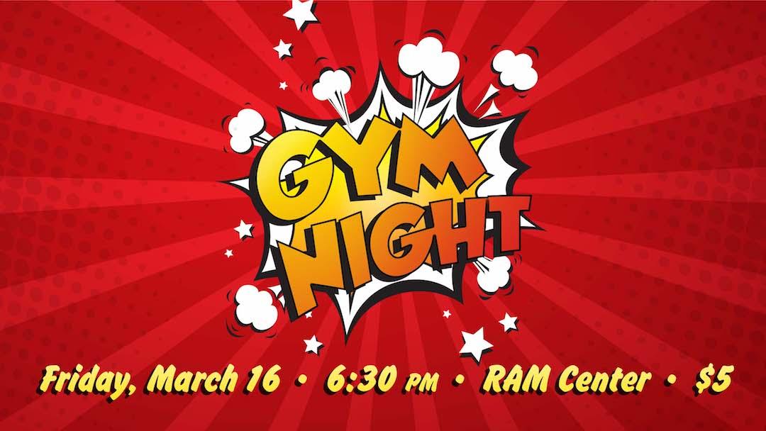 Gym Night (3rd-5th)