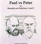 paul vs peter