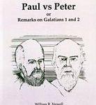 paul vs peter