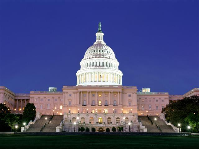 Capitole à Washington