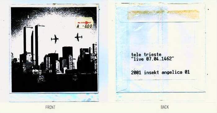 Album intitulé: Tele Triste - Juin 2001