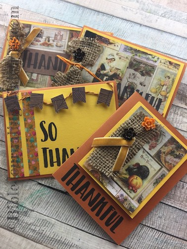Illustrated Faith Gratitude Bible Journaling Kit Cards
