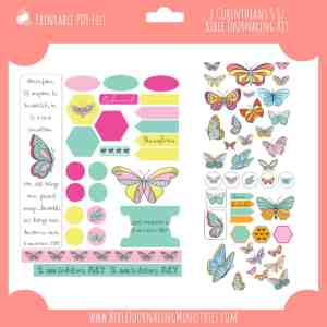 2 Corinthians Bible Journaling Kit