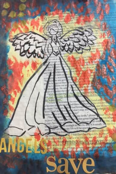 Bible Journaling Bible Verses About Angels Genesis 19_15