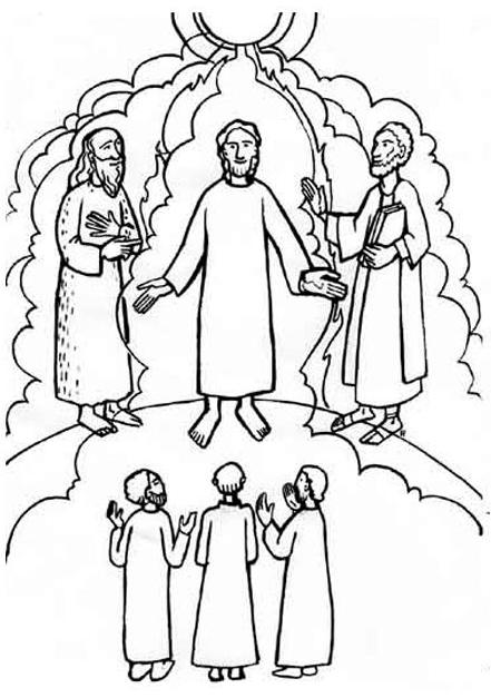1000+ images about Transfiguration on Pinterest