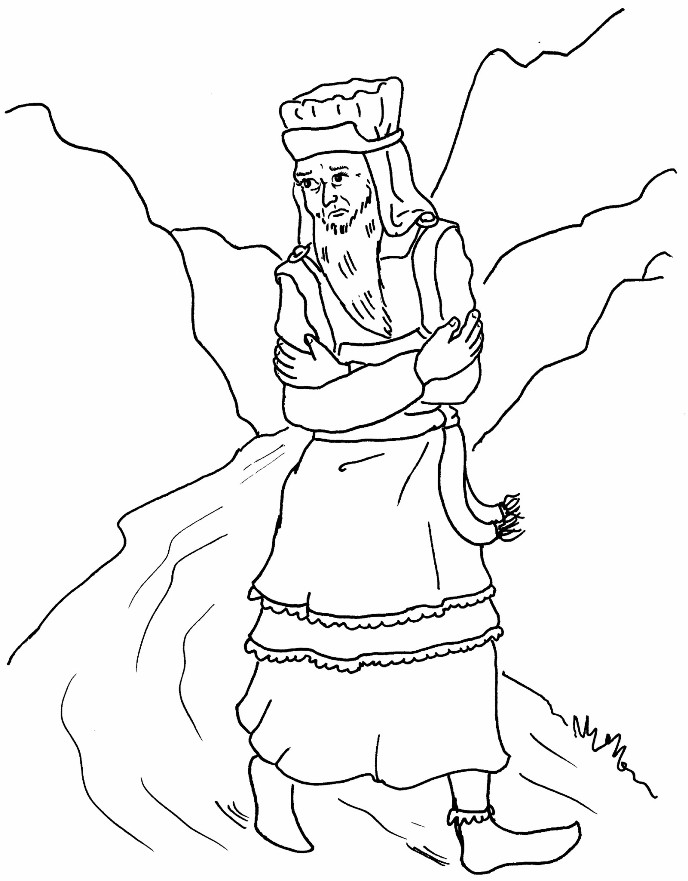 Putting Away Laundry Coloring Page Coloring Pages